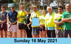 Image of Tennis anyone? Come and try Blind Tennis at Geelong Tennis Centre.