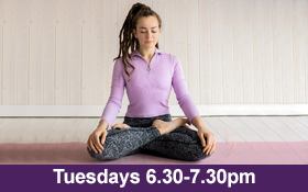 Image of Anyone for Yoga on Tuesdays in Hawthorn?