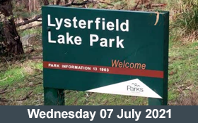 Image of Lysterfield Lake Park group walk and Cafe lunch. Join us.