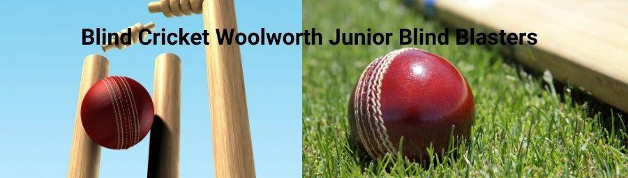 Image of Blind Cricket Junior Blasters