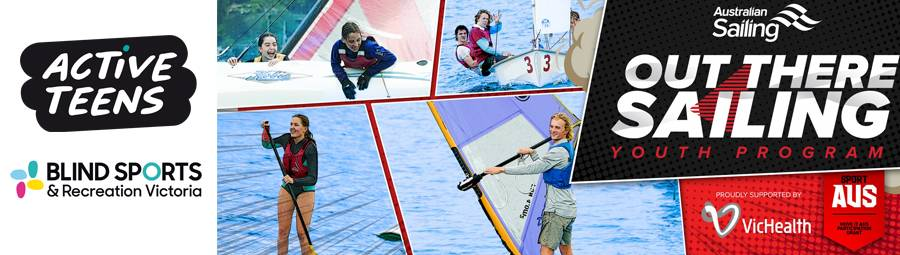 Image of Teens - Join us & have a go at sailing