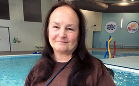 Image of Meet Donna Perry, our amazing Aqua Fit volunteer.