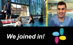 Image of One of its kind: New Aqua Fit Classes in Broadmeadows! We joined in!