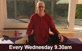 Image of Zoom Energy Balance - A beautiful and gentle exercise. Join in.
