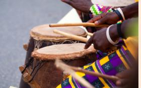 Image of Melbourne Djembe Workshop for Children (African dance & drumming)