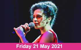 Image of Popular songs of Shirley Bassey performed by Danielle Matthews. Join us.