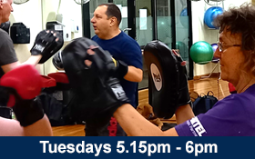 Image of Boxing Class - Weekly in Hawthorn. Join in.