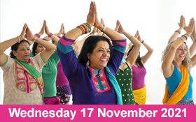 Image of Join in on our Bollywood Dance Workshop and stay for cultural cuisine and conversation.