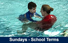 Image of Junior Swimming Program for Pre-school & Primary school aged children.