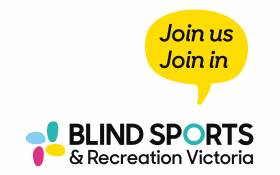 Image of New contemporary look for Blind Sports & Recreation Victoria logo