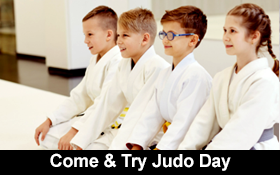 Image of 'Come and Try Judo Day' for Kids! Register your interest.