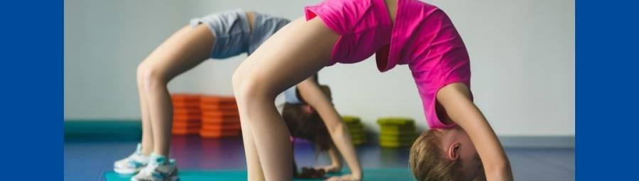 Image of Gym Class for Juniors via Zoom