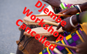 Image of Melbourne Djembe Workshop for Children (African dance & drumming)