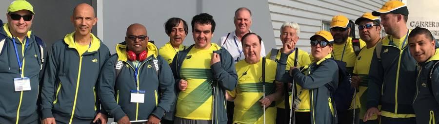 Image of International Blind Tennis Association President Announced