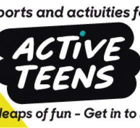 image of Active Teens. Blind sports for children and teenagers who are vision impaired.