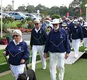 image of Lawn Bowls