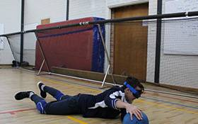 Image of Goalball
