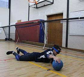 image of Goalball